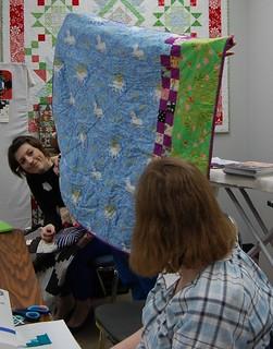 May meeting at Capital Quilts