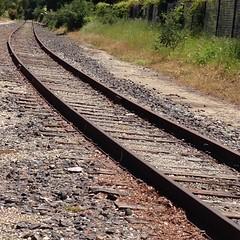 Santa Cruz RR Tracks