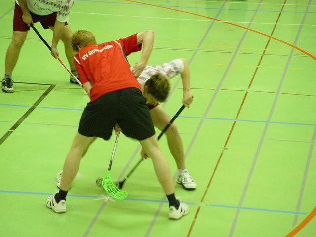 Unihockey Kantonalfinal 2006