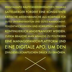 #DigitaleAPO bleibt relevant @th_sattelberger #AufstandderKreativen http://www.netzpiloten.de/top-manager-hinterzimmer-macht/