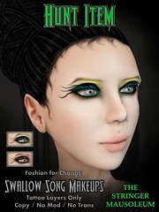 The Stringer Mausoleum - Swallow Song Makeups - Hunt Item