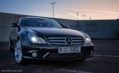 Mercedes Benz CLS-55 AMG #2 - Fuji X-T1