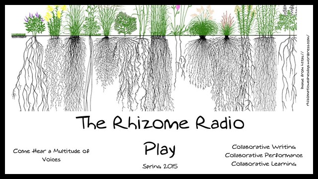 RhizoRadioPlay Promo #rhizo15