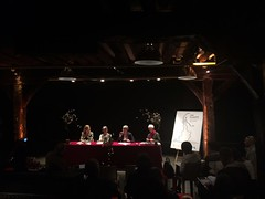 Conférence de presse au CaféMusic'