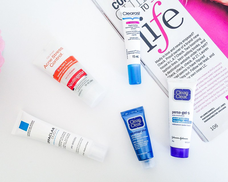 Drugstore Acne Solutions