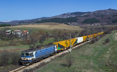 train sofia freight gartner bdz 46030 le5100 dragitchevo