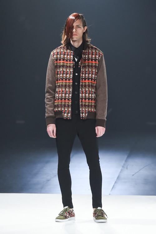 Marcel Castenmiller3369_FW15 Tokyo yoshio kubo(Fashion Press)