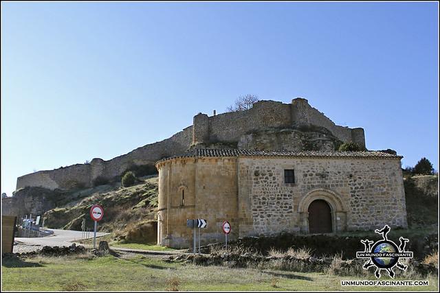 Ermita de la Soledad, Calatañazor, Soria. España.