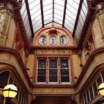 Miller arcade, Preston