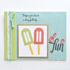 WOTG Blossom Cardmaking Kit
