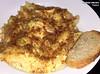 Cheese, Chicken & Broccoli Bake