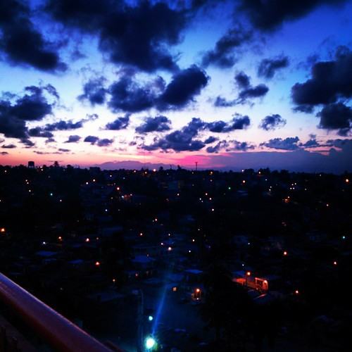 bridge sunset sky night clouds lights bluesky santodomingo uploaded:by=flickstagram instagram:photo=8328268034943244469933329 instagram:venuename=franciscodelrosariosanchez instagram:venue=573550390