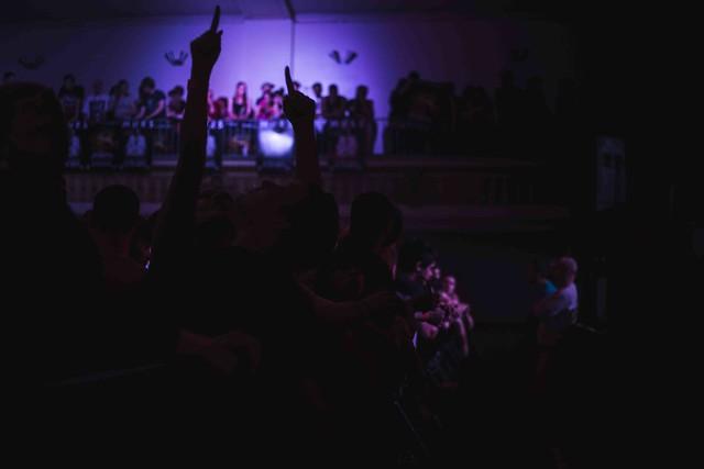 MURS @ Sokol Auditorium   5.5.15