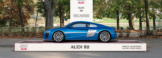 Parco Valentino Audi R8