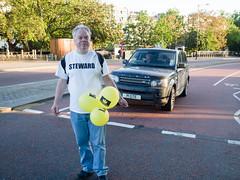 Balloony steward