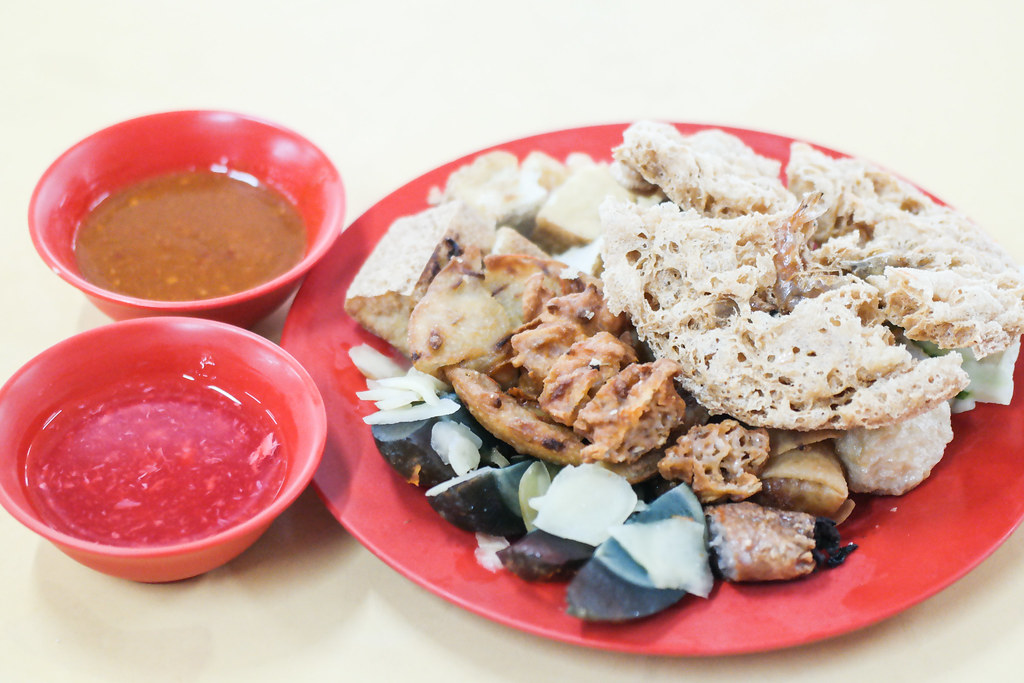 Toa Payoh Food Guide: 93 Wu Xiang Xia Bing