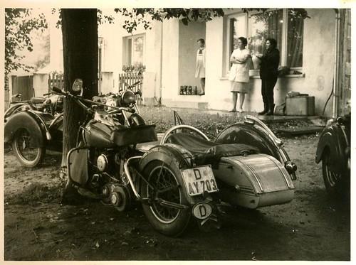 Harley Davidson WLA 750 1943