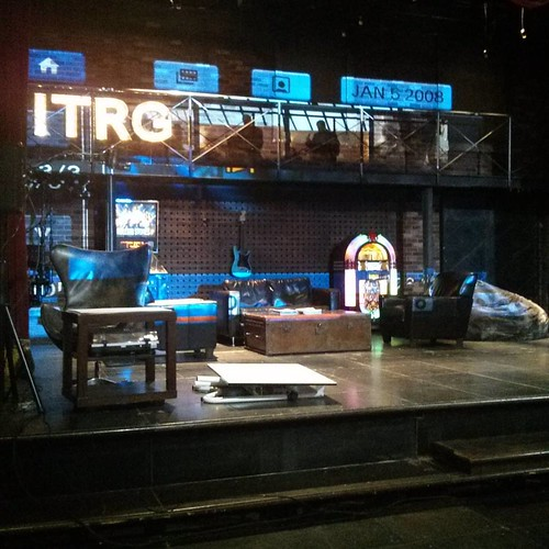Stage, 2 #toronto #tcaf #masonictemple #stage