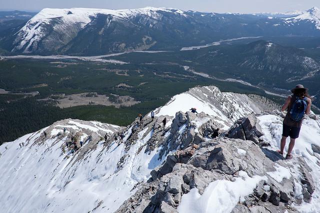 Scrambles - Nihahi Ridge -12