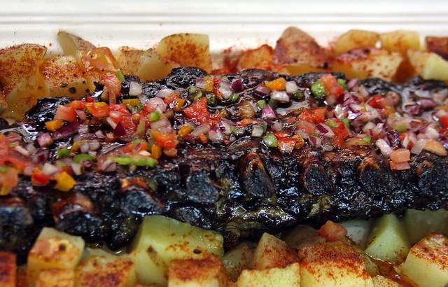 Pechito de Cerdo con Salsa de Tamarindo  (10)