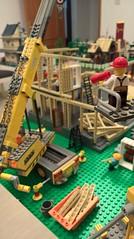 Construction site - Godwins Hollow