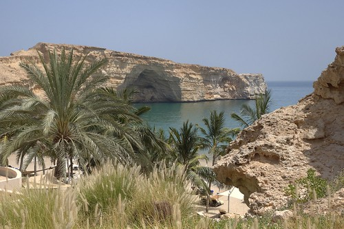 Beautiful Al Husn beach