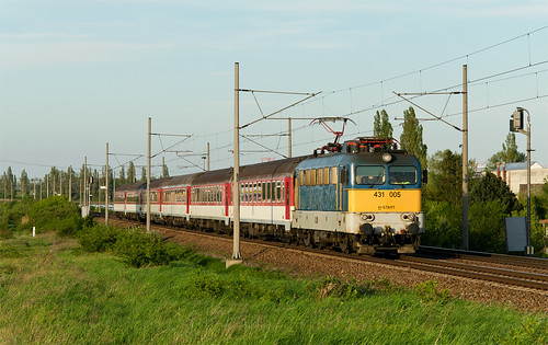 431005 máv bratislava slovakia railway nikis182