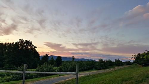 sunset tower farm gunks shawangunks mohonk