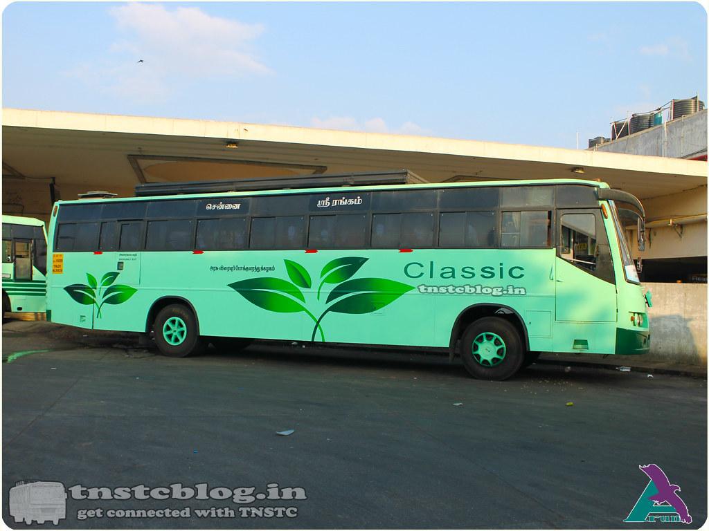 SETC Classic SriRangam - Chennai