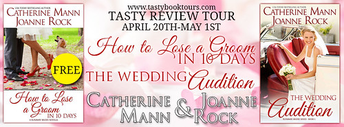 Blog Tour: Runaway Brides by Catherine Mann and Joanne Rock