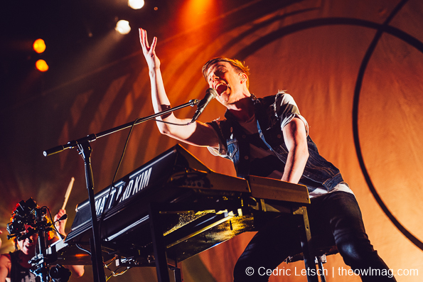 Matt and Kim @ The Warfield, San Francisco 5/2/15