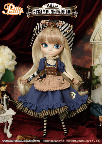 Сет Alice in Steampunk world - июнь 2015 16801636794_8bbf5a92de