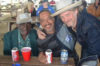 008 Leo Bud Welch, Duwayne Burnside & Jimbo Mathus