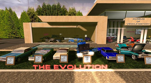 Evolution of Vehicles