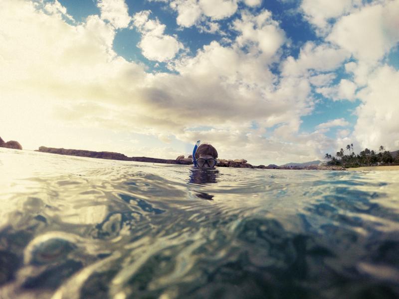 ko olina lagoon snorkelling