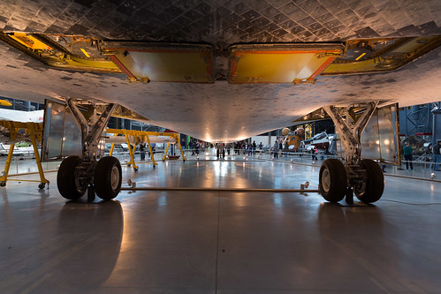 Discovery Undercarriage