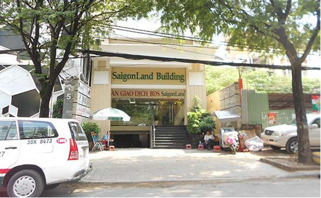 Dự án bất động sản Saigon land building