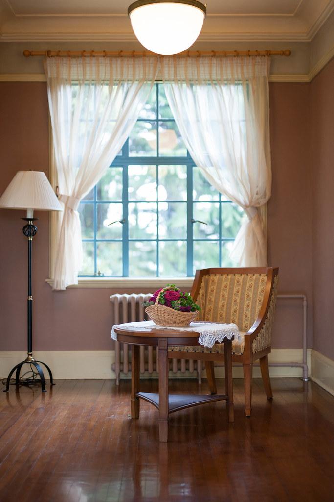 椅子と窓③