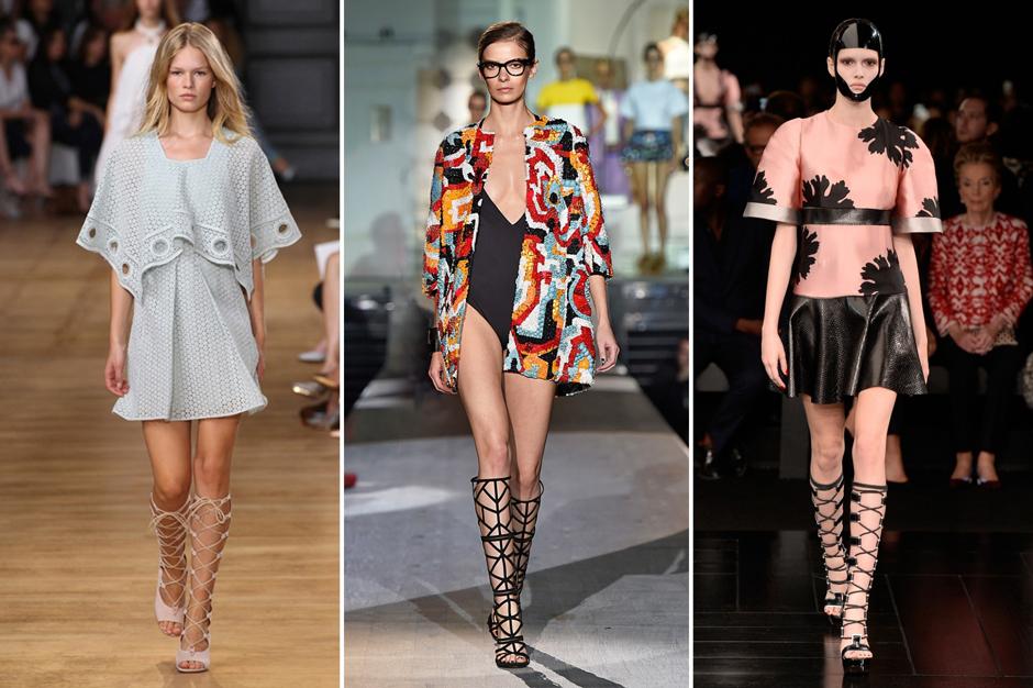 spring-summer-2015-trends-gladiator-sandals