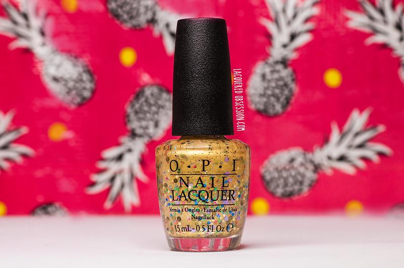 OPI - Pineapples Have Peelings Too
