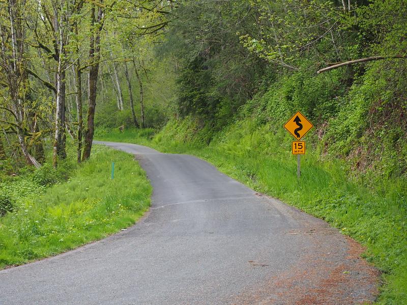 Fettig Road Climb