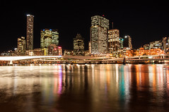 Brisbane nightscape