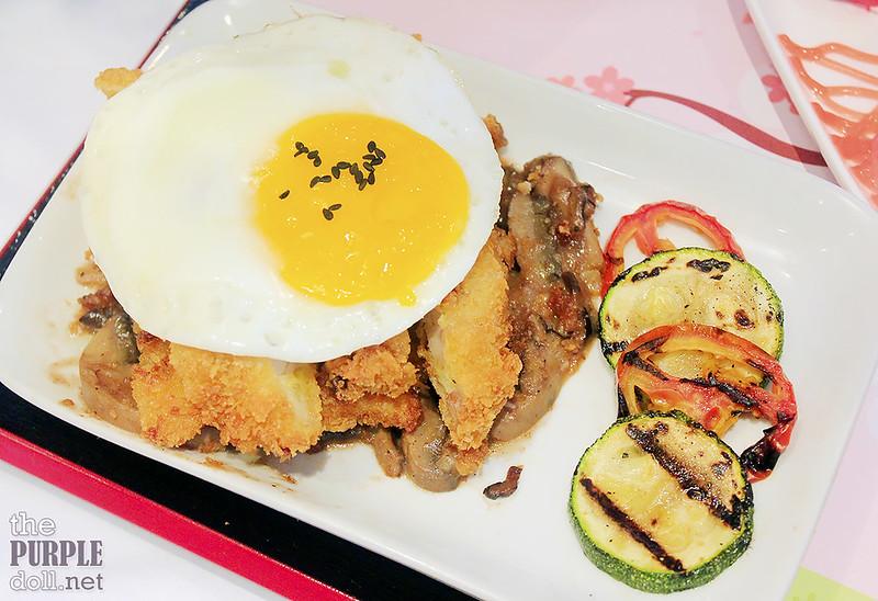 Sakura Chicken Katsu