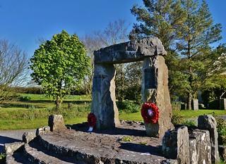 Megalith War Memorial