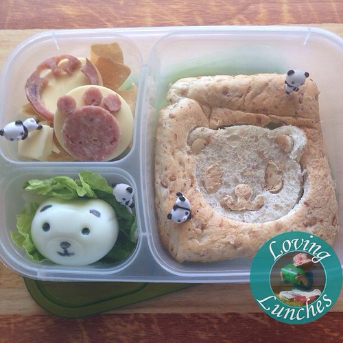 Loving this simple demo lunch for the Twilight Markets tonight… if you are in Emerald head down to the Toyworld carpark and say Hi! 😃🐼 Let me bring a @little_bento  to your World!