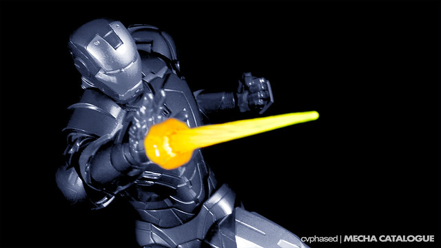 S.H.Figuarts Iron Man Mark 6