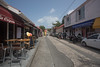 A moment of Quiet on the streets of Gustavia