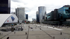 La Défense. Paris. France