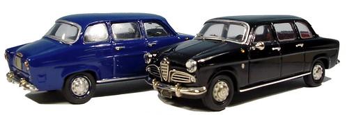Gulp Alfa Romeo Giulietta Ministerialea Colli 1959