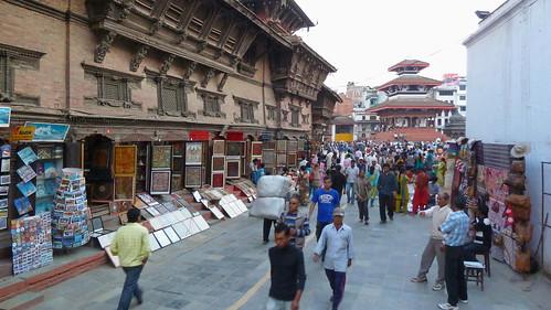 Nepal - Kathmandu - Streetlife - 191